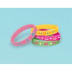 4 Bracelets Woodland Princess
