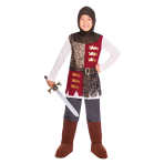 Children's costume Valliant Knight 8-10 years