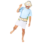 Adult Costume Tommy Pickles Size M
