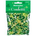 Confetti Shamrock Foil 70 g