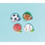 12 Pinball Games Balls Plastic 5 x 5.5 cm