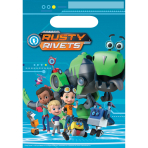 8 Lootbags Rusty Rivets