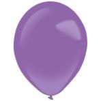 "50 Latex Balloons Decorator Standard New Purple 35 cm / 14"""