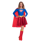 Adult Costume Supergirl Classic M/L