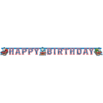 Letter Banner Thomas & Friends Paper 184 x 15.5 cm