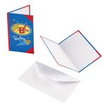 8 Invitations & Envelopes Back to School