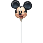 Mini Mickey Mouse Forever Foil Balloon A30 Air-filled