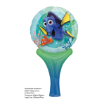 "Inflate-A-Fun ""Finding Dory"" Foil Balloon A05 packed"