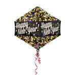 "Anglez ""HNY Celebration"" Foil Balloon, G20, packed, 43x53 cm"