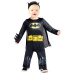 Child Costume Black Batman 18-24 mths