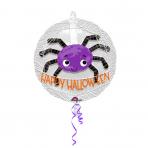 "Insider ""Purple Spider"" Foil Balloon, P60, packed, 96 x 66cm"