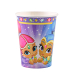 8 Cups Shimmer & Shine Paper 250 ml