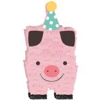 Mini Decoration Barnyard Birthday Paper 17.7 x 8.8 cm