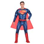 Adult Costume Superman Classic Mens XL