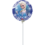 9'' Frozen Foil Balloon A20 Air Filled 23 cm