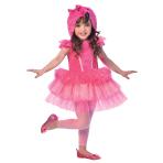 Child Costume Flamingo Age 2 - 3 Years