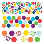 Confetti 50 Confetti Birthday Paper 34 g