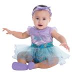 Children's Costume Set Ariel 6-12 months