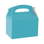 Party Box Caribbean Blue Paper