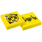 20 Napkins BVB Dortmund 33 x 33 cm