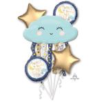Bouquet Twinkle Little Star Foil Balloon P75 packaged
