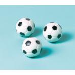 12 Bounce Balls Soccer 3,5 cm