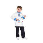 Child Costume Kit Doctor Age 4 - 6 Years