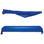 Tableroll Bright Royal Blue Plastic 30.4 x 1 m
