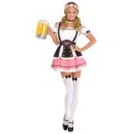 Adult Costume Oktobermiss Size L