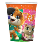 8 Cups 44 Cats Paper 250ml