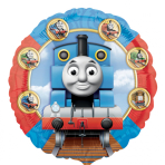 "Standard XL ""Thomas and Friends"" Foil Balloon, S50, packaged, 45 cm"