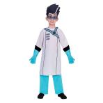 Child Costume PJ Masks Romeo Age 7 - 8 Years