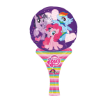 Inflate-A-Fun My Little Pony Foil Balloon A05 Packaged 15 x 30 cm