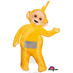 "SuperShape ""Teletubbies - La La"" Foil Balloon, P38, packed, 60x104cm"