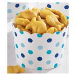 36 Snack Cups Paper Minis blue6,1 x 6,1 x 4,4cm