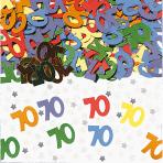 Confetti 70 Multicolour Foil 14 g