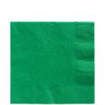 50 Napkins Festive Green 33 x 33 cm