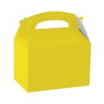 Party Box Sunshine Yellow      Paper