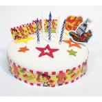 19 Cake Decoration Kit Jake & the Neverland Pirates