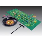 Roulette Set Place Your Bets Felt / Plastic 25.4 cm / 30.4 x 76.2 cm