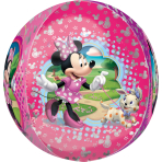 Orbz Minnie Mouse Foil Balloon G40 Packaged 43 x 45 cm