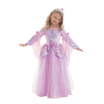 Girl's Costume Corolle Pink & Lilac Princess in Window Box 3- 5 Years