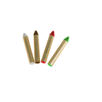 4 Make-Up Sticks Tepee & Tomahawk