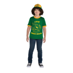 Child Costume Dustin 8-10 Year