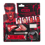 Halloween Make-up Devil 8 Pieces