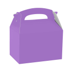 Party Box New Purple Paper