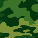16 Napkins Camouflage 25 x 25 cm