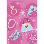 8 Loot Bags Princess