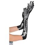 Gloves Black & Bone long