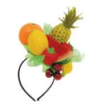 Deluxe Headband Fruits